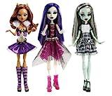 Monster high ghouls alive - muñecas - surtido:modelos y colores  aleatorios