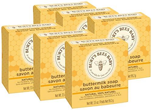Burts Bees, Pastilla de jabón y jabón líquido para manos - 105 ml.