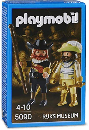 PLAYMOBIL 5090 Rembrandt: The Night Watch Exclusive Special Edition