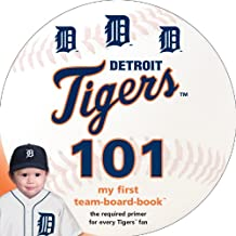 Detroit Tigers 101 (My First Team Board-Books)