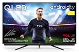 TCL 75C815 QLED-Fernseher (75 Zoll) Smart TV (4K Ultra HD, HDR 10+, Triple Tuner, Android TV, Dolby Vision Atmos, integrierte ONKYO Soundbar, 100Hz Motion Clarity, Google-Assistent & Alexa)