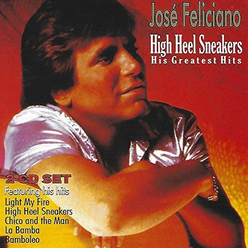 Jose Feliciano - High Heel Sneakers