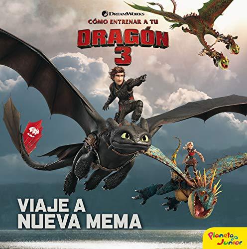 Cómo entrenar a tu dragón 3. Viaje a Nueva