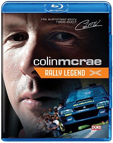 Colin McRae Rally Legend [Reino Unido] [Blu-ray]