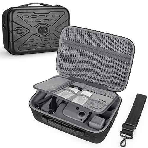 Custodia per DJI Mavic Air 2/Air 2S Drone con Contenitore Accessori, Borsa Protettiva Cover Case