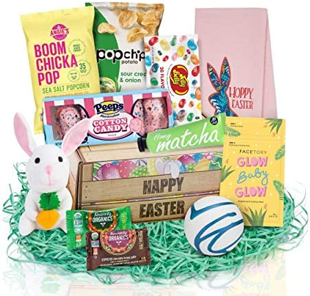 Easter Basket For Women Treat Your Loved Ones With A Fun Filled Easter Baskets For Adults You product image