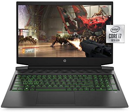HP Pavilion Gaming 16 Laptop PC NVIDIA GeForce GTX 1660 Ti Max Q Intel Core i7 10750H 16GB DDR4 product image