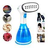 Clothes Steamer, Handheld Garment Steamer 1500w Portable Steamer for Clothes Horizontal & Vertical
