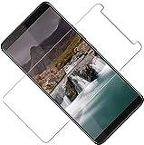 TOCYORIC Cristal Vidrio Templado Premium para HTC U12 Plus, [Dureza 9H] [Anti-Arañazos] [Sin Burbujas] Protector de Pantalla para HTC U12 Plus, 2 Unidades