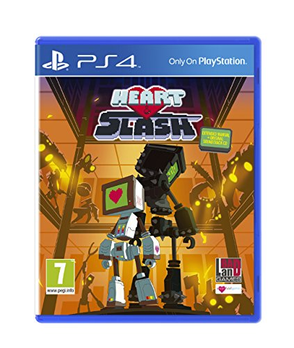 Heart & Slash PS4 Game [Import Anglais]