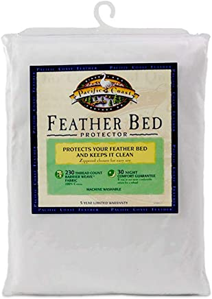 Pacific Coast Bed Protector Size: King
