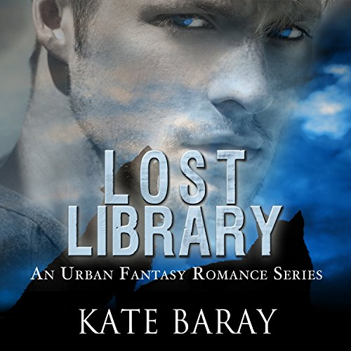 Lost Library audiobook cover art