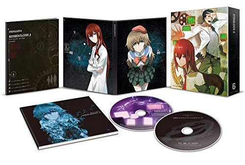 シュタインズ・ゲート ゼロ Vol.6 [Blu-ray]