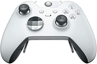Xbox Elite Wireless Controller – White Special Edition (Renewed)