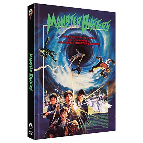 Monster Busters (3-Disc Limited Collector's Edition Nr. 30) [Blu-ray]