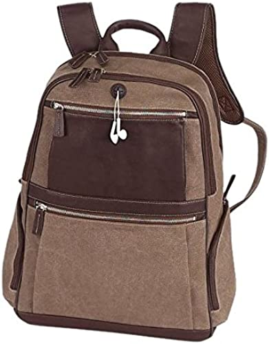 Autumn Computer Backpack Scan Express, Brown