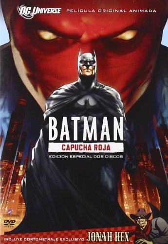 Batman: Capucha Roja (Edicion Especial 2 Discos) [DVD]