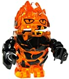 Rock Monster FIRAX (Trans-Orange with Black Arms) Lego Power Miners Minifigure