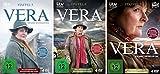 Vera: Ein ganz spezieller Fall - Staffel 5+6+7 im Set - Deutsche Originalware [12 DVDs]