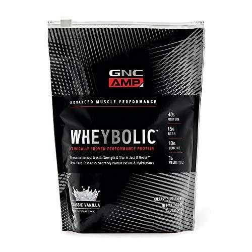 Best Gnc Whey Protein Powders