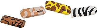 Borracha Decorada Animal Series Sortidas - Caixa com 24 Molin, Multicor