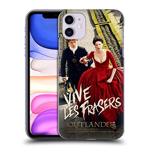 Head Case Designs Offizielle Outlander Staffel 2 Poster Schlüssel Kunst Harte Rueckseiten Huelle kompatibel mit iPhone 11