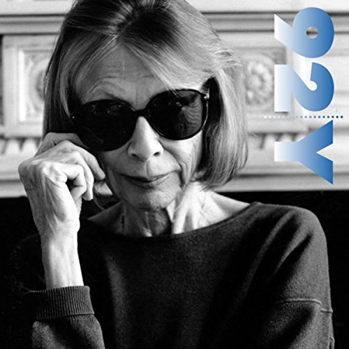 Joan Didion at the 92nd Street Y cover art