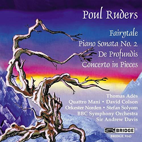Thomas / Bb Orkester Norden / Ades - Edition - Volume 4 (Fairytale / Piano