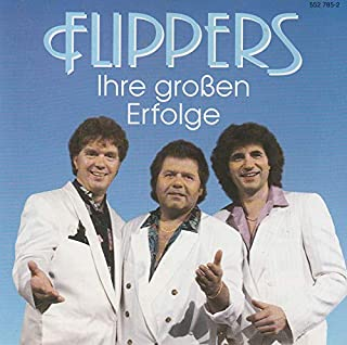 Die heile Welt der Flippers (CD Album Flippers, 15 Tracks)
