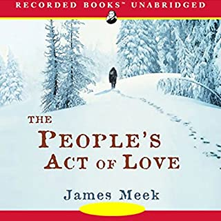 The People's Act of Love audiobook cover art