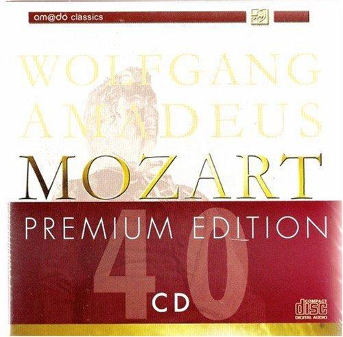 Mozart : Edition Premium (Coffret 40 CD)