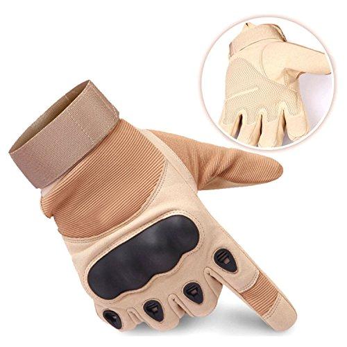 Freiesoldaten Männer Outdoor Full/Half-Finger Fingerhandschuhe für Radfahren Klettern Training Driving Motorrad Tactical Handschuhe