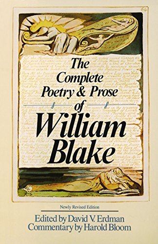 Download The Complete Poetry & Prose of William Blake 0385152132
