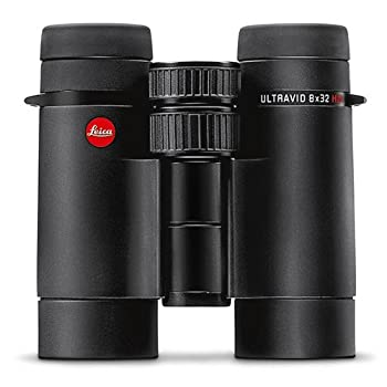 Leica Ultravid 8x32 HD Plus Binoculars With HDC Lens Coating