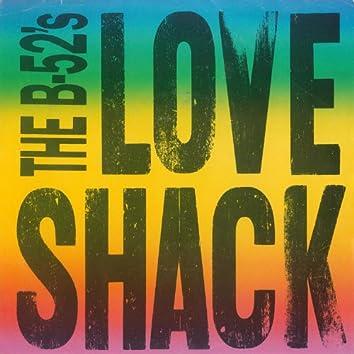 Love Shack [Edit] / Channel Z [Digital 45]