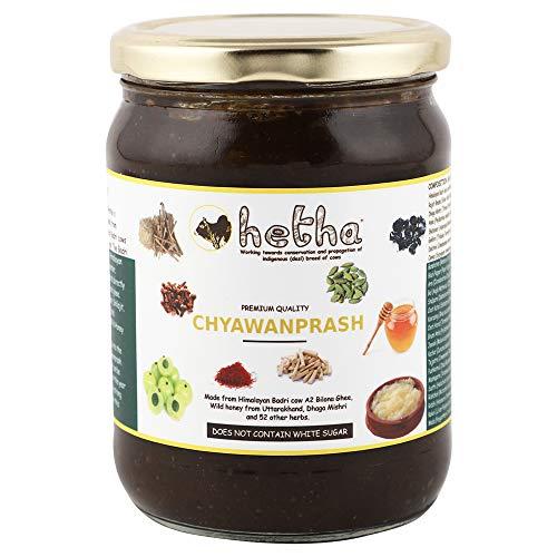 Hetha Organics Chyawanprash or Herbal Jam - 600grams