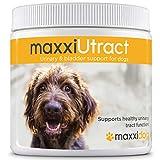maxxidog - Suplemento Urinario y Vesical para Perros maxxiUtract - Ayuda a la Salud del Sistema Urinario, al Control de la Vejiga y la Recurrencia de ITU - con Árándanos – En Polvo 150 g
