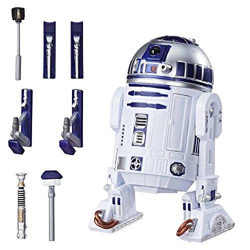 Star Wars C1694Sw E4R2D2-Figur, weiß, 15,2cm