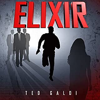 Elixir audiobook cover art