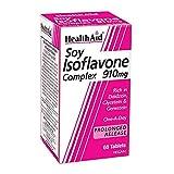 HealthAid Soya Isoflavone - 60 Vegan Tablets