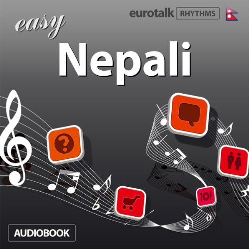 Rhythms Easy Nepali audiobook cover art