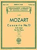 Concerto No. 13 in C, K. 415: Schirmer Library of Classics Volume 1789 Piano Duet (Schirmer's Library)