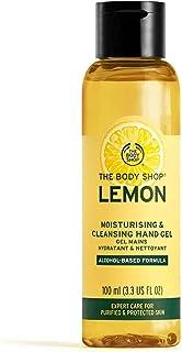 The Body Shop Lemon Moisturising & Cleansing Hand Gel 100 ml