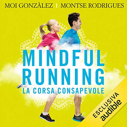 Mindful running audiobook cover art