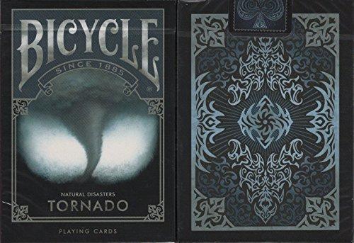 Tornado - Carte da Gioco da Poker per Bicicletta, Edizione Limitata USPCC