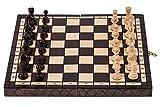 [page_title]-Square - Schach Schachspiel - Olympia - 35 x 35 cm - Schachfiguren & Schachbrett aus Holz