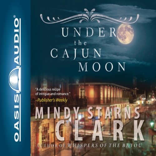 Under the Cajun Moon audiobook cover art