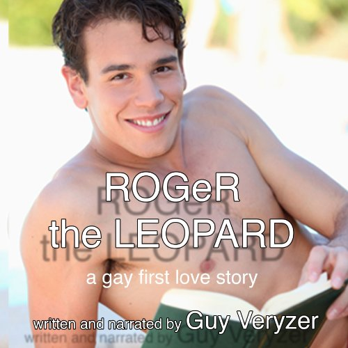 Roger the Leopard audiobook cover art