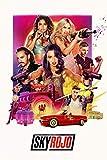 Sky Rojo: Beautiful Notebook Of Film Tv Series Sky Rojo| Cute Gift Of Film Tv Series Sky Rojo| Journal,...