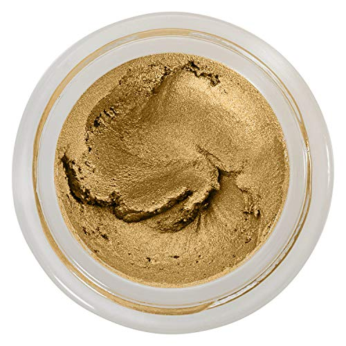 Maybelline New York Eyestudio ColorTattoo Metal 24HR Cream Gel Eyeshadow, Bold Gold, 0.14 Ounce (1 Count)